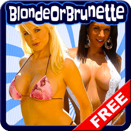Blonde or brunette? Android adult game