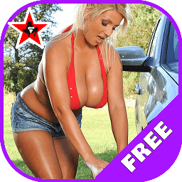 Girls car wash sexy android game